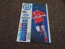 West Bromwich Albion v Chelsea, 1997/98 [Fr]